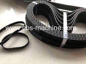 Belt for sock machine