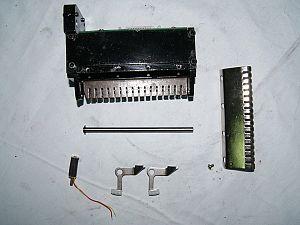 Needle selector ZXM3085